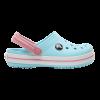 kids crocband clog ice blue