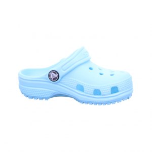 kids classic clog ice blue