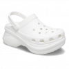 crocs bae white side