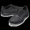 literide pacer men black side pair